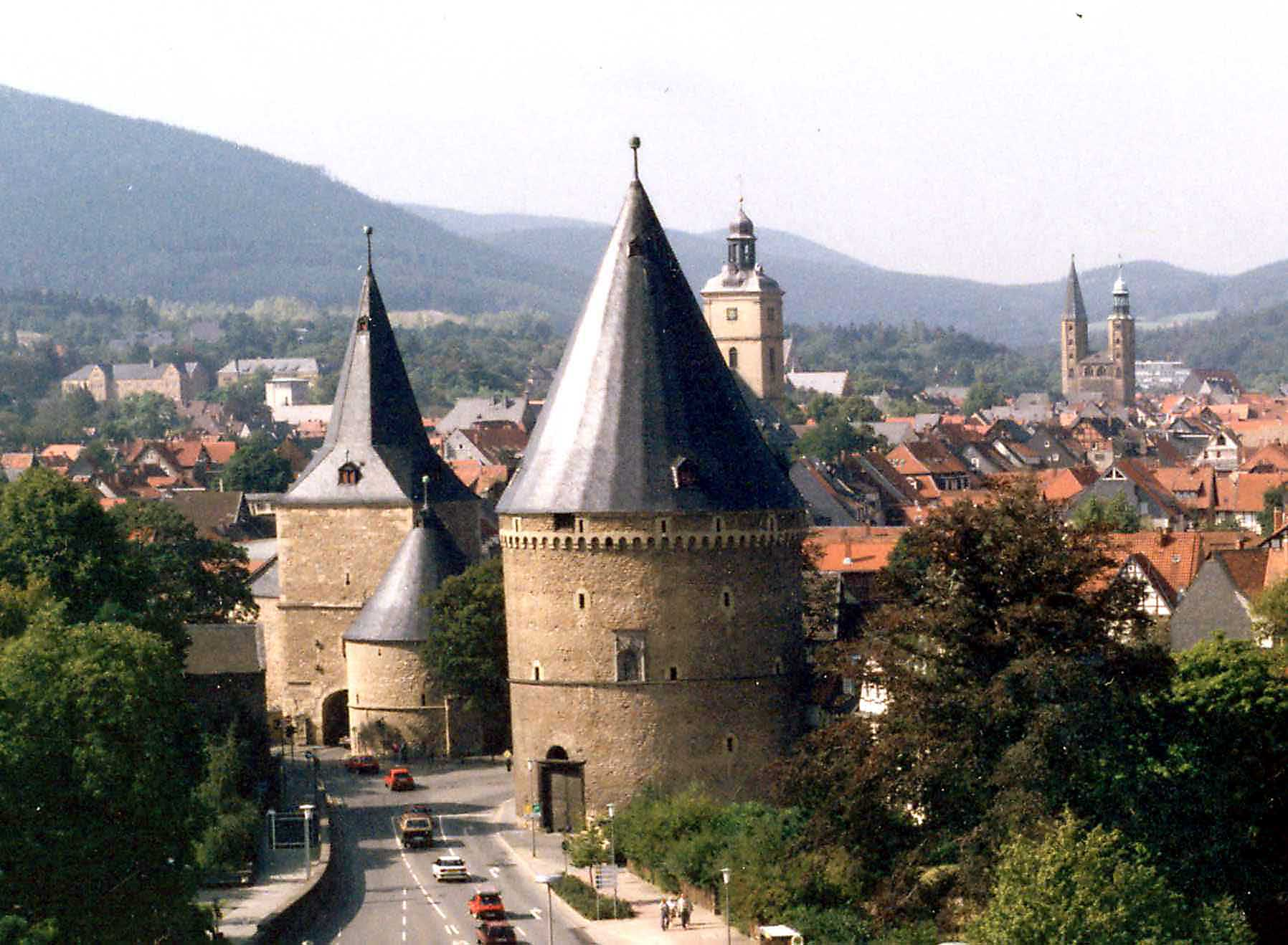 Goslar Niedersaechsischerhof Goslar